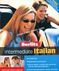 Berlitz Intermediate Italian with Book(s) (Berlitz Intermediate)