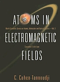 World Scientific Series on Atomic, Molecular and Optical Phy #3: Atoms in Electromagnetic Fields