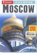 Insight City Guide Moscow with Map