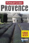 Provence with Map (Insight Guide Provence)