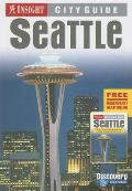 Insight City Guide Seattle With Restaurant Map Guide