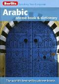 Berlitz Arabic Phrase Book & Dictionary (Berlitz Phrase Book & Dictionary) Cover
