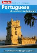 Berlitz Portuguese Phrase Book and Dictionary (Berlitz Phrase Book & Dictionary)