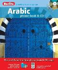 Berlitz Arabic Phrase Book & CD with CD Audio