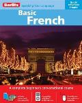 Berlitz Basic French : Course Book - With CD's (07 Edition)