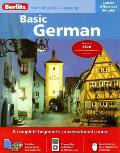 Berlitz Basic German [with 136 Page Bo (07 Edition)