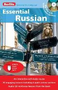 Berlitz Essential Russian [With CD (Audio)] (Berlitz Essential)