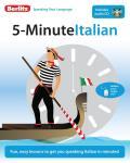 5-Minute Italian [With CD (Audio)]