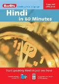 Hindi in 60 Minutes [With Booklet] (Berlitz in 60 Minutes)