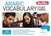 Arabic Vocabulary Study Cards (Study Cards) Cover