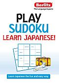 Berlitz Play Sudoku Learn Japanese!