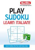 Berlitz Play Sudoku Learn Italian!