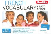French Vocabulary Study Cards (Study Cards)