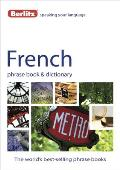 Berlitz French Phrase Book & Dictionary (Phrase Book)