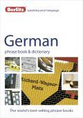Berlitz German Phrase Book & Dictionary (Phrase Book)