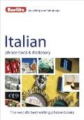 Berlitz Italian Phrase Book & Dictionary (Phrase Book)