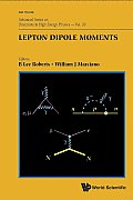 Lepton Dipole Moments