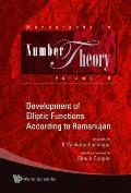 Development of Elliptic Functions According to Ramanujan