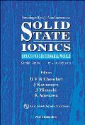 Solid State Ionics: Ionics for Sustainable World - Proceedings of the 13th Asian Conference
