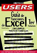 Guia De Funciones De Excel Volume 1