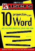 10 Proyectos Con Word