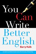 You Can Write Better English Cover