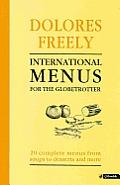 Citlembik Publications #170: International Menus for the Globetrotter