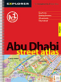 Abu Dhabi Street Atlas: A Comprehensive A to Z of Abu Dhabi's Ever-Growing Road Network