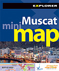 Muscat Mini Map, 2nd (Explorer - Mini Maps)