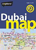 Dubai Map, 4th