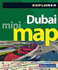 Dubai Mini Map, 3rd: The City in Your Pocket (Explorer - Mini Maps)