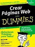 Crear Paginas Web Para Dummies (Para Dummies) Cover
