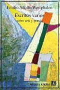 Escritos Varios: Sobre Arte y Poes-A (Coleccion Tierra Firme)