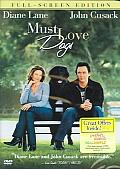 Must Love Dogs (Full Screen)