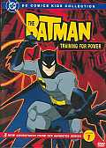 Batman:Training for Power Season 1 V1