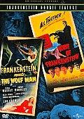 Frankenstein Meets Wolfman/house Of