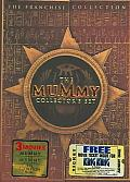 Mummy Collector's Set