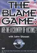 Blame Game:Are We a Country of Victim