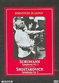 Bernstein in Japan:Schumann No 1/Shos