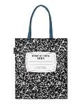 Composition Notebk Tote Bag