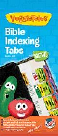 Veggietale (R) Bible Indexing Tabs