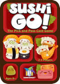 Sushi Go: The Pick and Pass Card Game