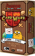 Adventure Time Card Wars: Finn vs Jake Collector's Pack
