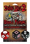 Zombie Dice 2 Double Feature Game Expansion