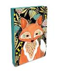 Woodland Fox Journal (Medium)