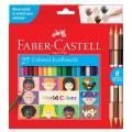World Colors 27 Colored EcoPencils