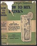 Bon Vivants Companion or How to Mix Drinks