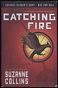 Hunger Games 02 Catching Fire Advance Reader