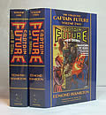 The Collected Captain Future, Volumes One and Two