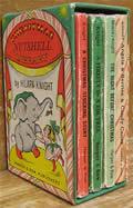 Christmas Nutshell Library 4 Volumes